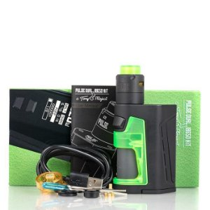 Kit Pulse Dual 18650 220W Squonk  Tony  B PROJECT - VANDY VAPE