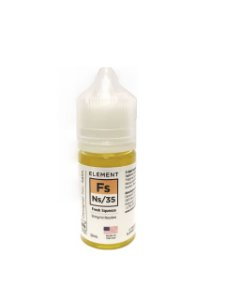 LÍQUIDO FRESH SQUEEZE - SALT NICOTINE - ELEMENT