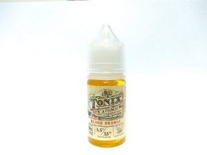 Líquido Blood Orange Salt nicotine Tonix Eliquid
