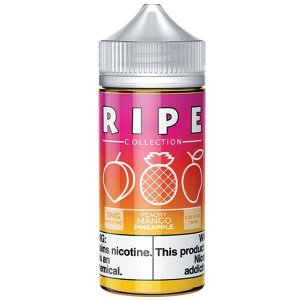 Liquido Ripe Collection Peachy Mango Pineapple Vape 100