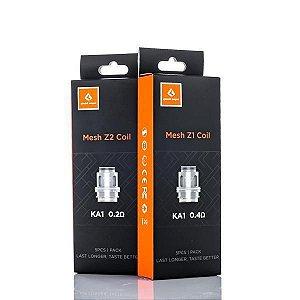 Bobina Coil Reposição Mesh Zeus Subohm Z1 / Z2 Coil Geek Vape