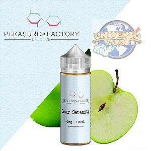 Líquido Sour Serenity Pleasure Factory