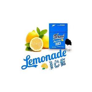 Pod ( Reposição )  nanoSTIX  Lemonade ICE  Fantasi