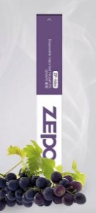 Pod System ZP Mini GRAPE  descartável ZEPO
