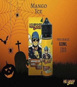 LÍQUIDO MANGO ICE - MR YOOP