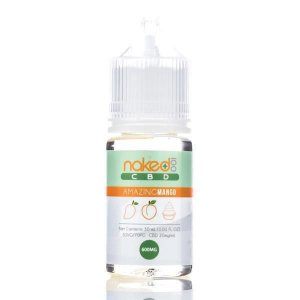 Liquido CBD Amazing Mango 30ml Naked 100