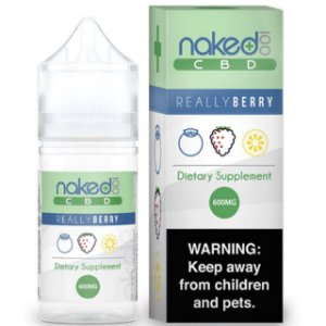 Liquido CBD Really Berry 30ml Naked 100