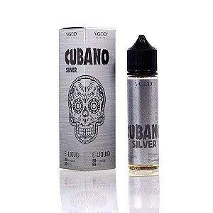 Líquido Cubano Silver Bold Creamy Cigar  Vgod