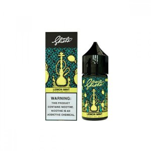 Líquido Nicsalt  Shisha LEMON MINT Nasty Juice