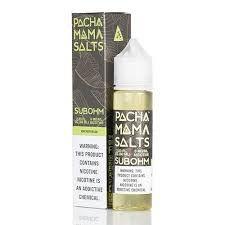 Líquido Honeydew Melon Pachamama Salts SUBOHM