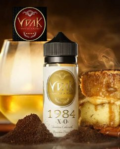 LÍQUIDO TIRAMISU CAKE WITH BOURBON DRIZZLE 1984 X.O - VAPE OF A KIND