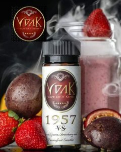 LÍQUIDO FRESH GUAVA STRAWBEERY AND PASSIONFRUIT SMOOTHIE 1957 VS - VAPE OF A KIND