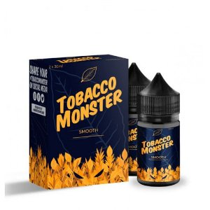 LÍQUIDO SMOOTH SALT NICOTINE - TOBACCO MONSTER