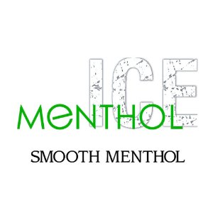 LÍQUIDO MENTHOL ICE SMOOTH MENTHOL - HALO