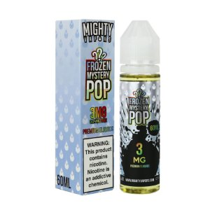 LIQUIDO FROZEN MYSTERY POP - MIGHTY VAPORS