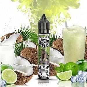 Líquido Juice Salt Punch - Swiss Colada - B-Side
