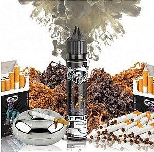 Líquido Juice Salt Punch - Black Belt Tobacco - B-Side