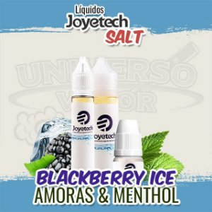 LÍQUIDO SALT BLACKBERRY ICE - JOYETECH