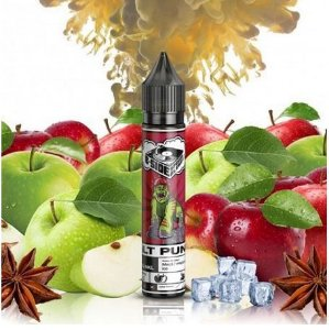 Líquido Juice Salt Punch - Twoo Apples Nkl - B-Side