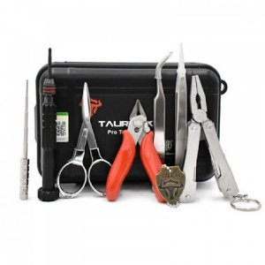 FERRAMENTA TAUREN KIT PRO TOOL FOR VAPE - THUNDERHEAD