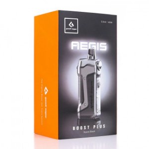 KIT AEGIS BOOST PLUS - GEEK VAPE + BATERIA 18650 HG2 LG