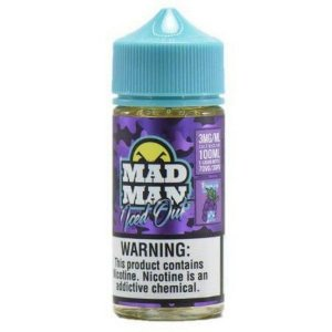 LIQUIDO GRAPE ICED OUT - MAD MAN