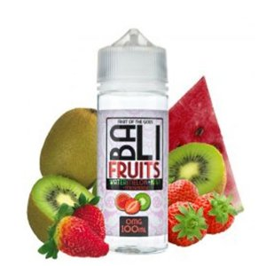 LIQUIDO WATERMELON KIWI STRAWBERRY - BALI FRUITS