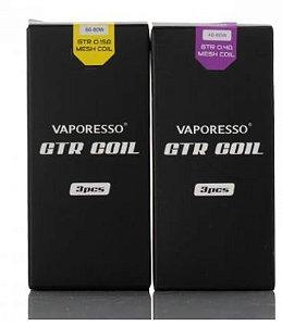 BOBINA REPOSIÇÃO P/ ATOMIZADOR FORZ TX80 - GTR COIL - VAPORESSO