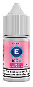 LÍQUIDO PINK LEMONADE ICE - SALT NICOTINE - ELEMENT