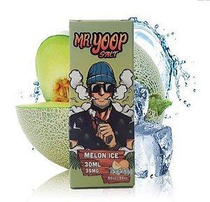 LÍQUIDO NICSALT MELON ICE - YOOP
