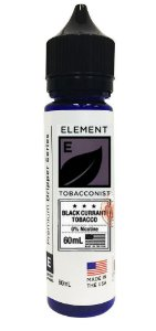 LÍQUIDO BLACK CURRANT TOBACCO - ELEMENT