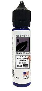 LÍQUIDO BLACK CURRANT TOBACCO - ELEMENT