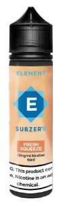 LÍQUIDO ELEMENT SUBZERO FRESH SQUEEZE - ELEMENT