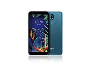 """Smartphone Lg K12 PLUS VI, Android 8.1, Dual Chip, Processador Octa-Core 2.0 GHz, Câmera principal 16 MP e Frontal 8MP, Tela 5.7"""", Memória interna 32 GB e Expansível 2 TB,RAM 3 GB , Rede 4G + WiFi. Azul"""