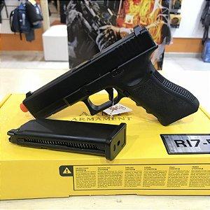 Pistola R17 - 5 Glock GBB