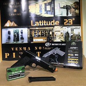 Pistola Colt M19 11 - A1