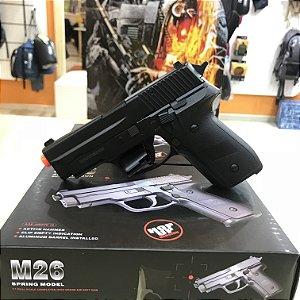 Pistola Airsoft Spring M26