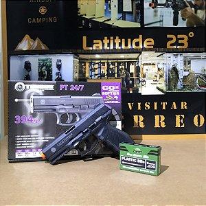 Pistola CO2 Taurus 24/7 6mm - Cybergun