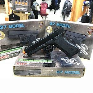 Pistola Airsoft Glock G7