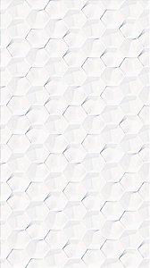 M² - Revestimento Zeus White 32x57 - PEI 3 HD