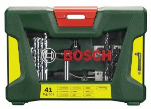 Estojo Acessórios 41PC V-Line - Bosch