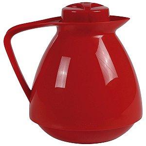 Bule Térmico Amare 650ml Vermelho