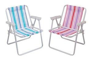 Cadeira Infantil Alta - cores
