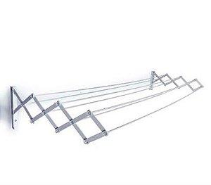 Varal Sanfonado 120cm - MOR