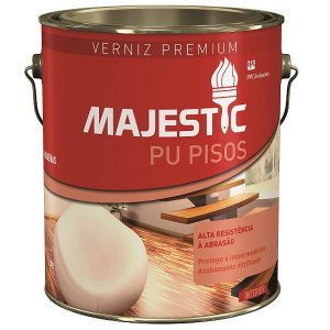Verniz Majestic PU PISOS 3,6L MJ830 - RENNER