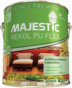 VERNIZ MAJESTIC PU FLEX 3,6L MJ6801 CANELA - RENNER