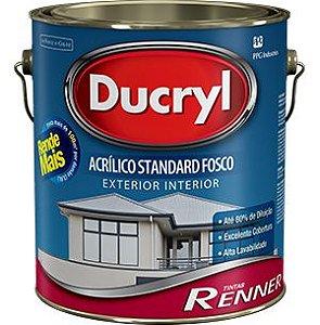 DUCRYL MAIS FOSCO 3,6L DR4701 BRANCO - RENNER