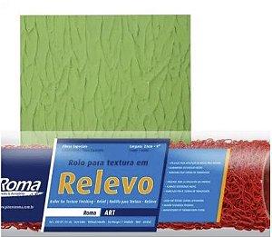 Rolo Textura 23 cm Relevo - Cód - 433.23 - ROMA