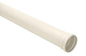 Tubo PVC Esgoto 50mm x 6m - Amanco