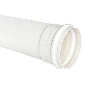 Tubo de PVC Esgoto 100mm x 6m - Amanco